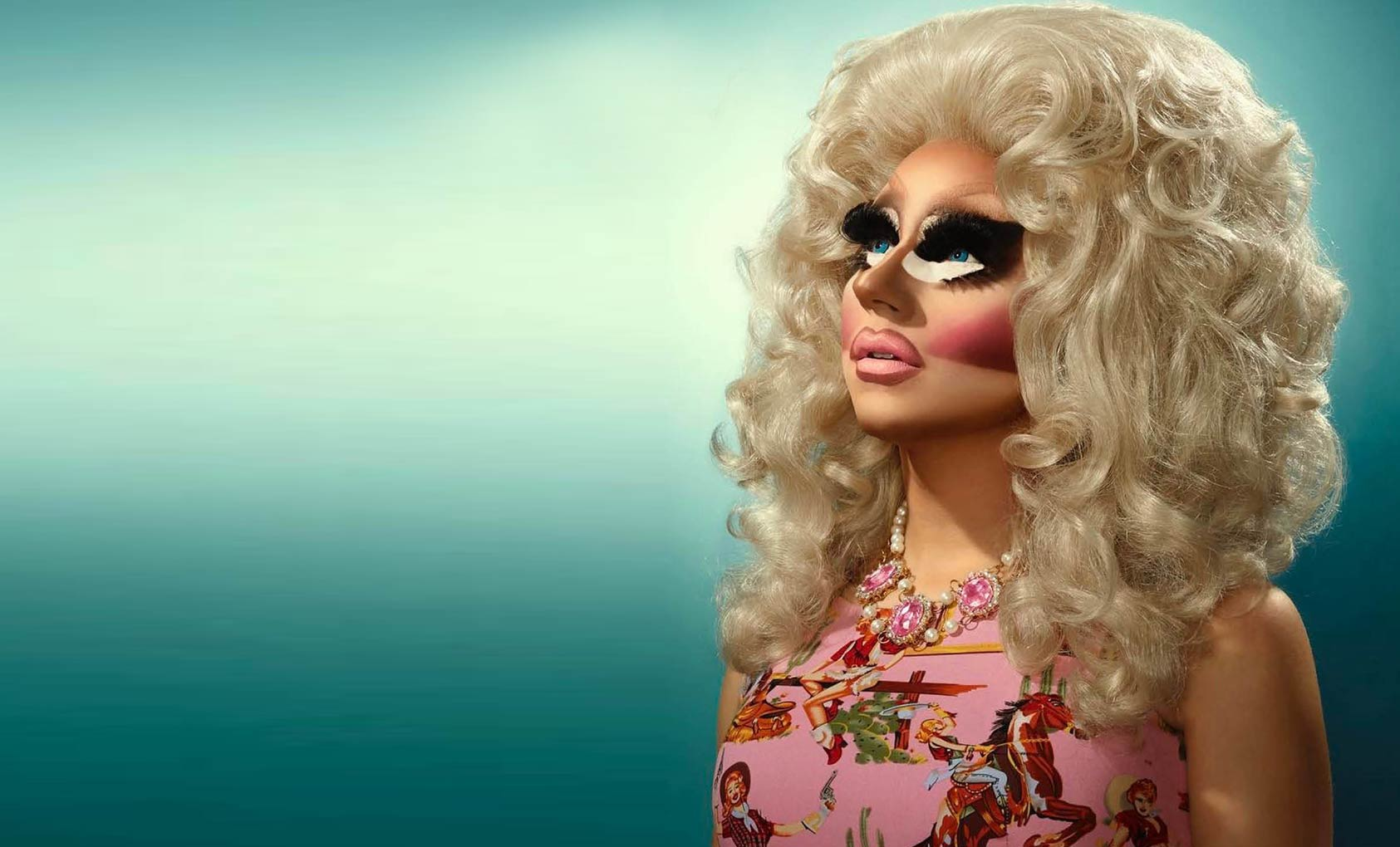 Living In: The Looks of Trixie Mattel, Design*Sponge