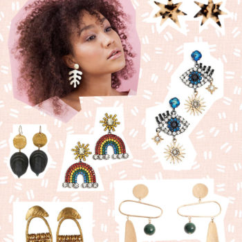 15 Statement Earrings For Spring