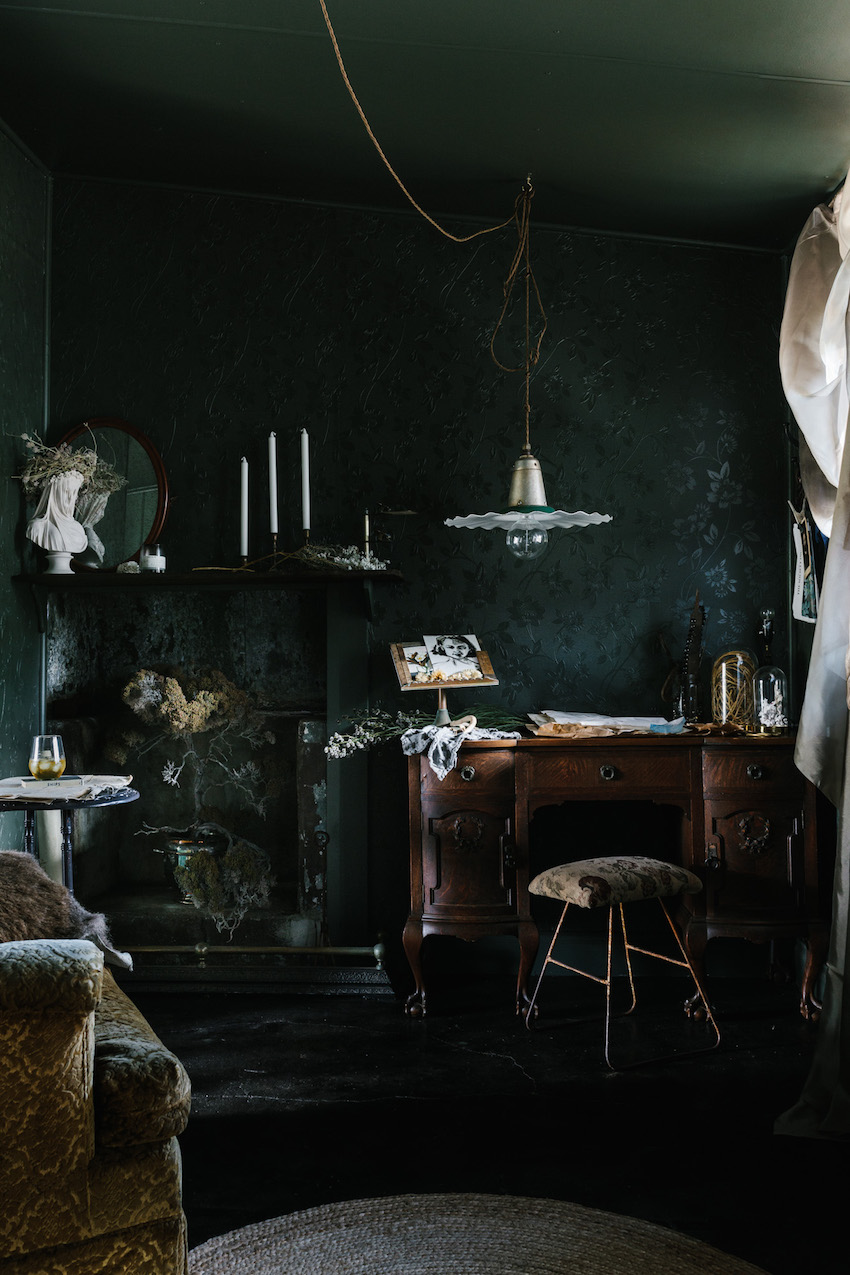 The Nun's Room, an Old Tomato Growers' Shack in Western Australia | Design*Sponge