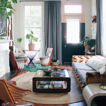 A Bohemian Apartment In New Orleans Makes Pattern Play Look Seamless