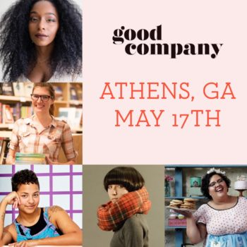<em>Good Company</em> Magazine Tour: ATHENS, GA