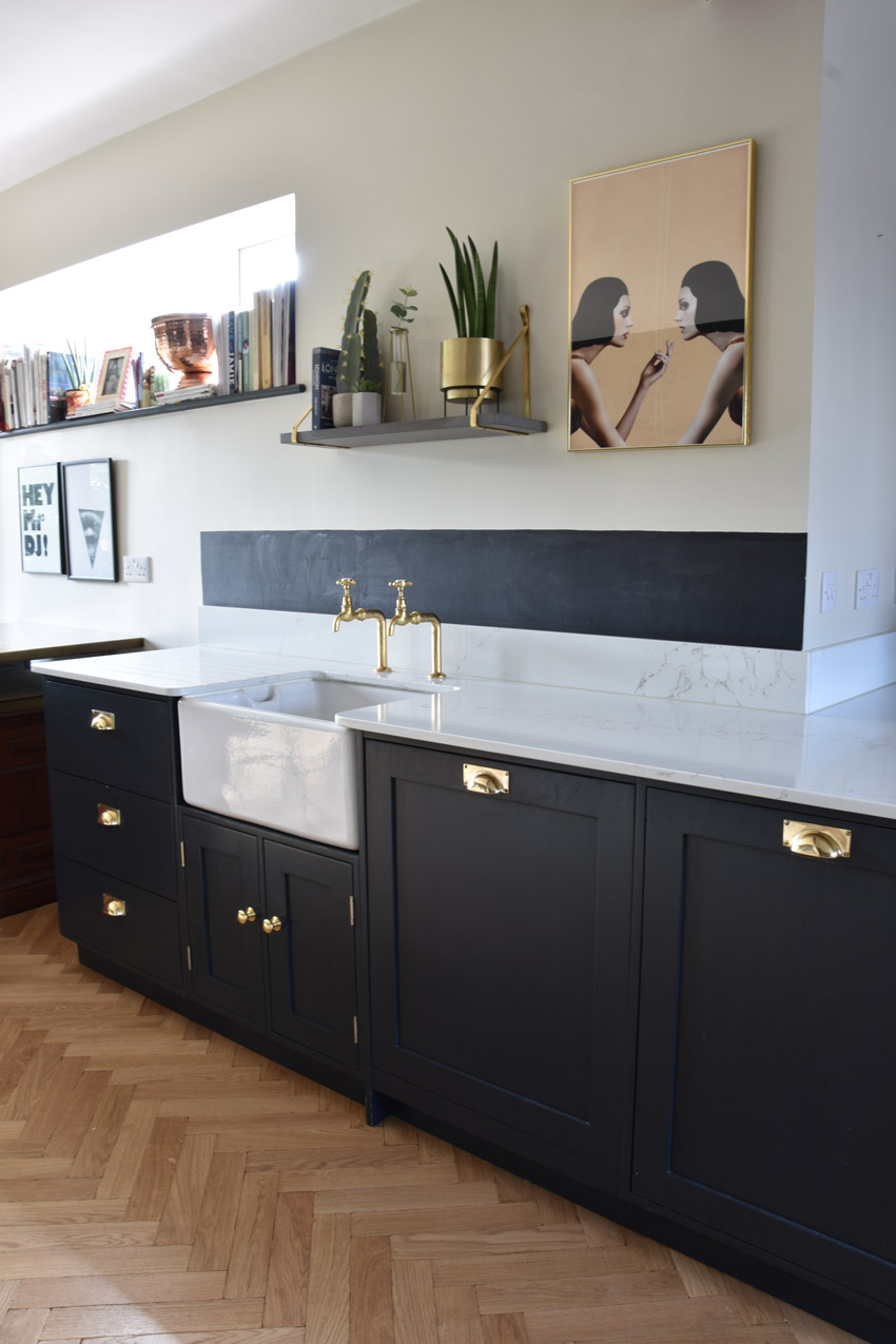 An Essex Before And After Kitchen Tour On Design*Sponge