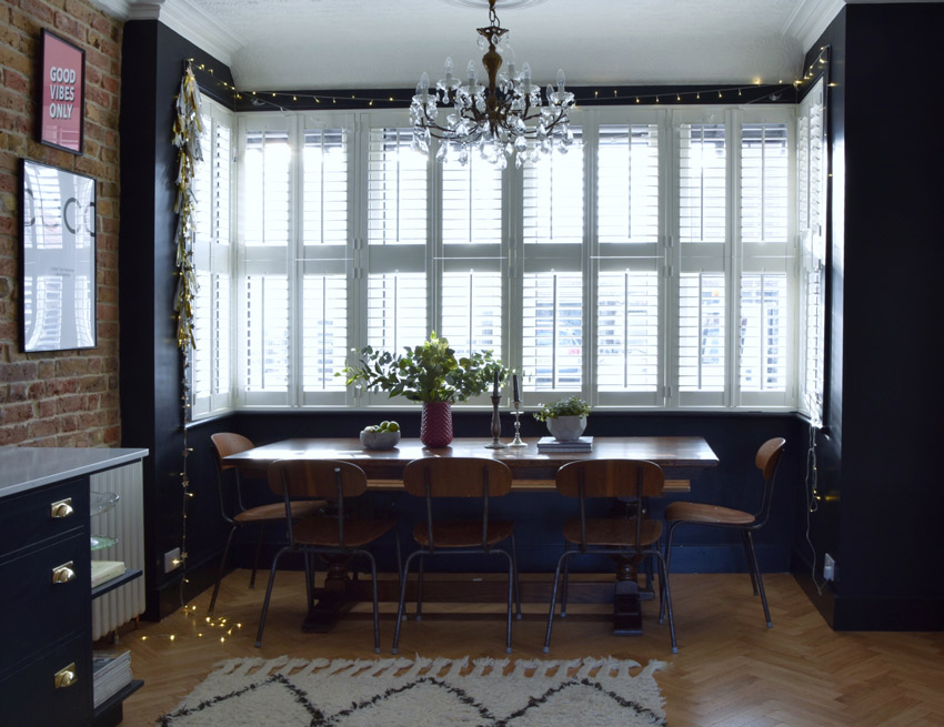 What Was Once A Bedroom Is Now The Family Dining Room Tour On Design*Sponge