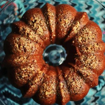 A Rum-Soaked Pound Cake That Tastes Like Home + Giveaway