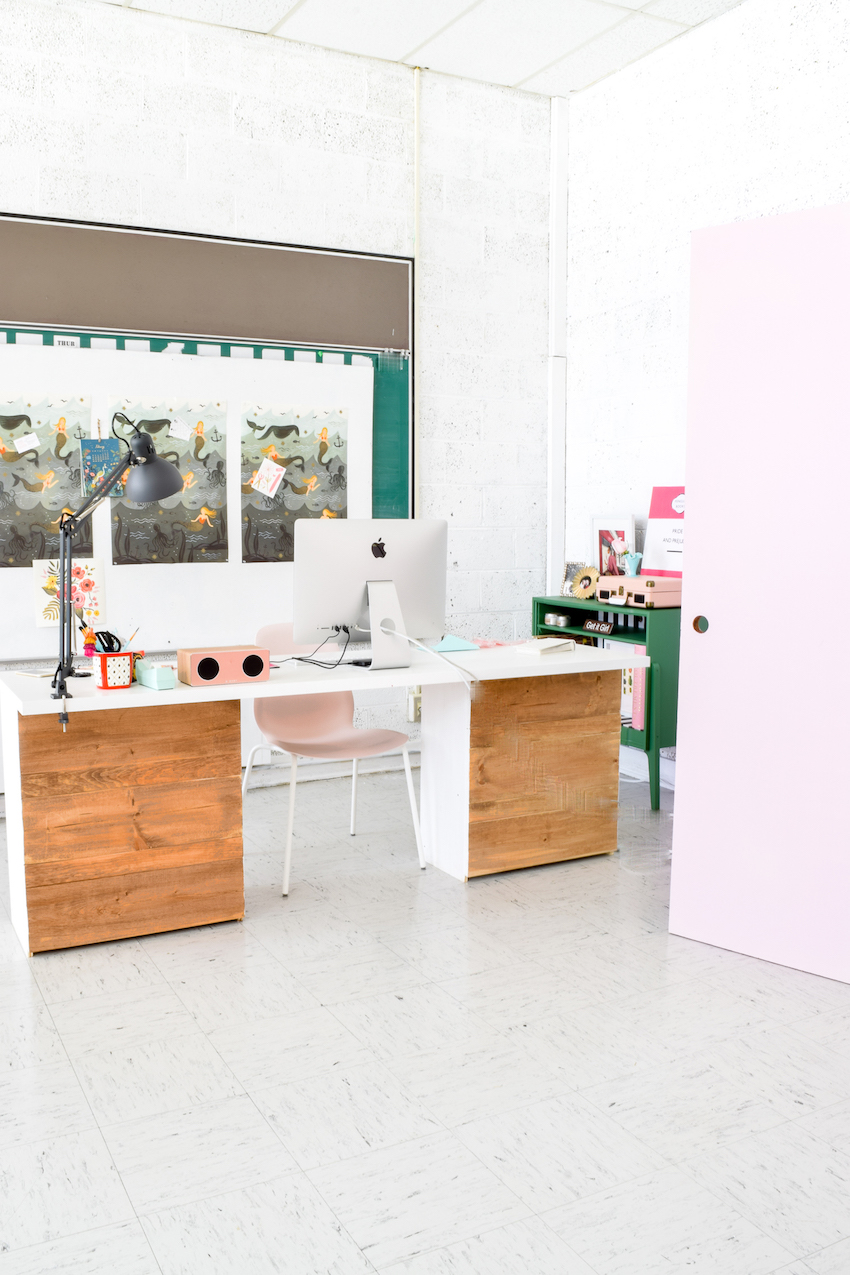 An Old Classroom Transformed into a Versatile Creative Space | Design*Sponge