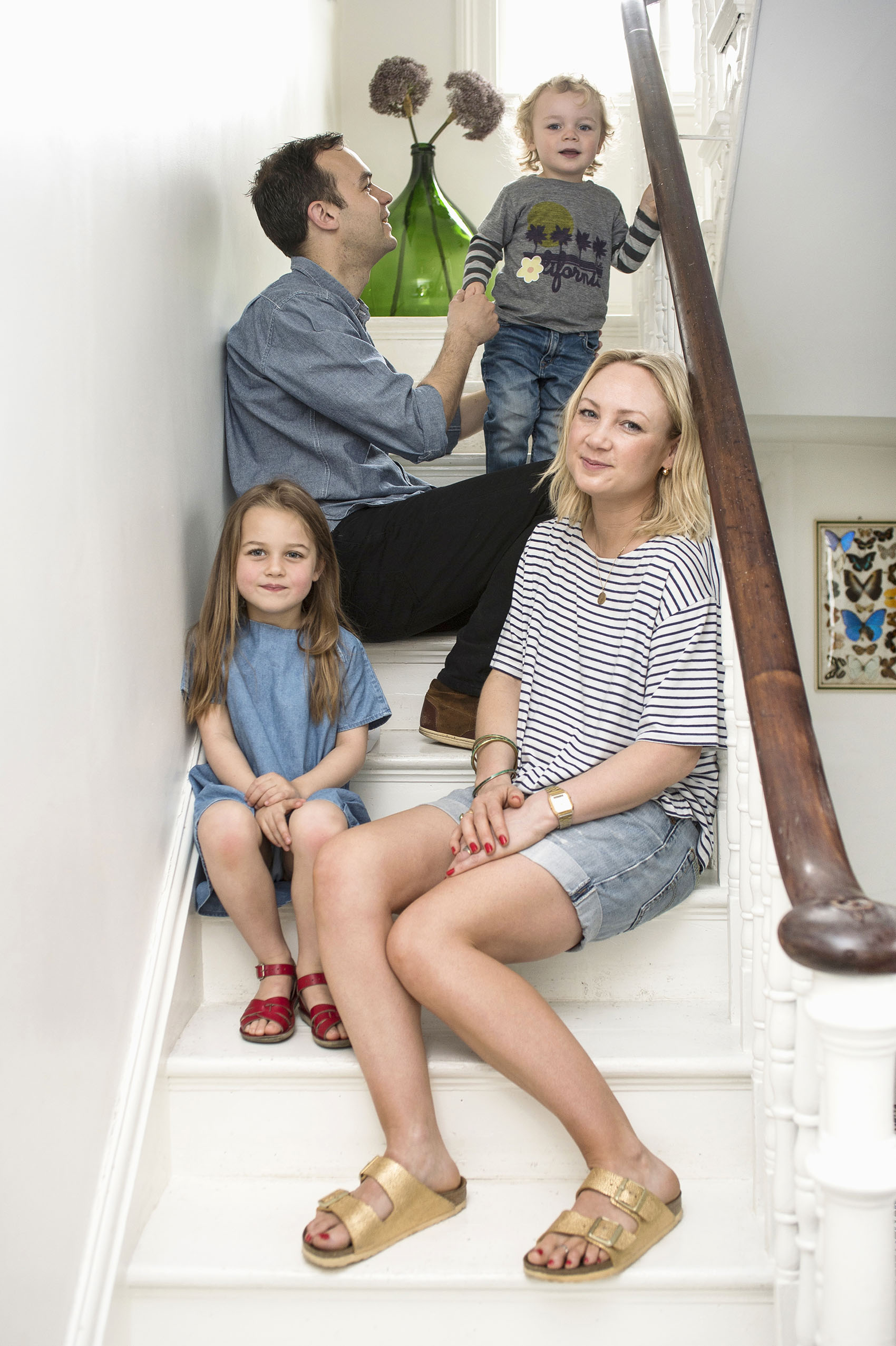 In London, a Shop Owner's Carefully Considered Family Home | Design*Sponge