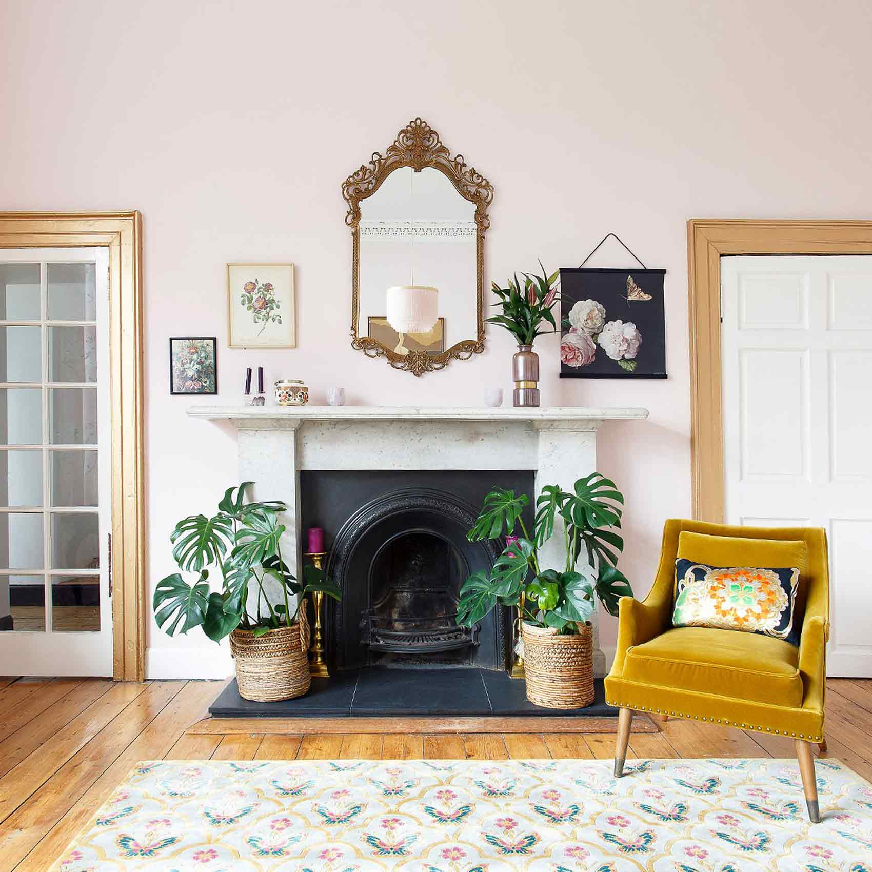 In Scotland, a Rug Designer's 200-Year-Old Farmhouse, Design*Sponge