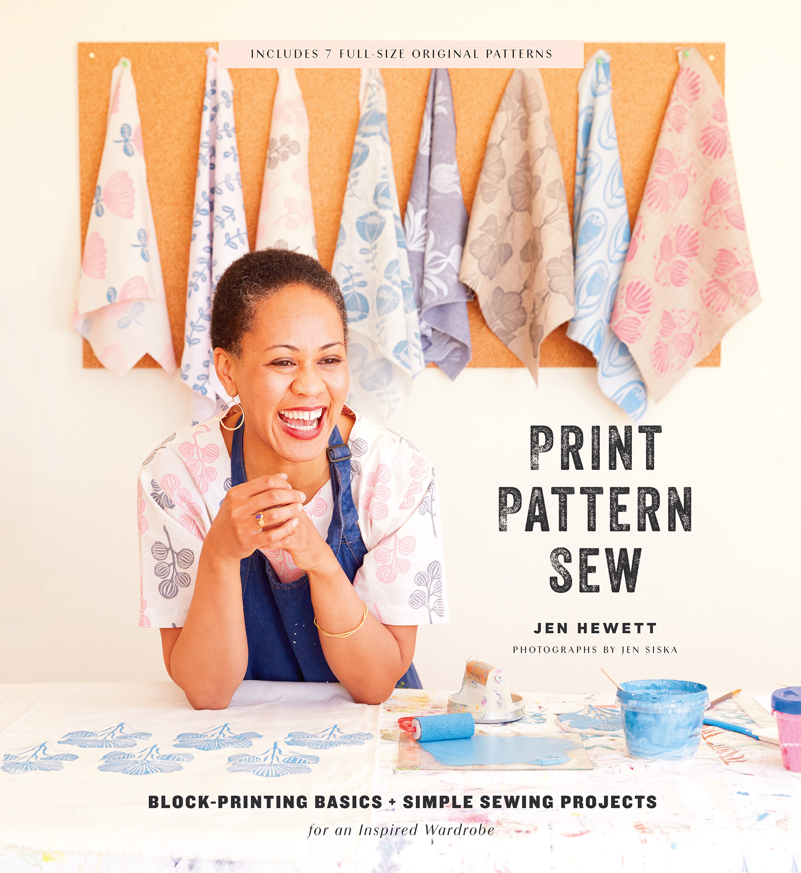 Quilt Pattern Book ~ HOW TO CHOOSE FABRICS ~ by Sophie Helene
