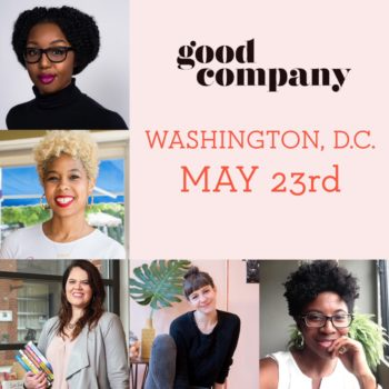 <em>Good Company</em> Magazine Tour: WASHINGTON D.C.!