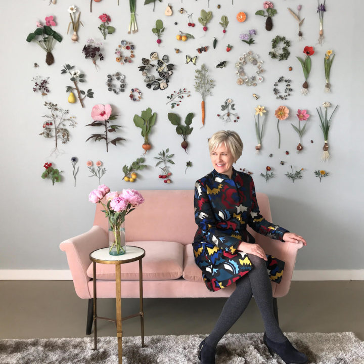 The Art of Collecting: Ann Wood of Woodlucker