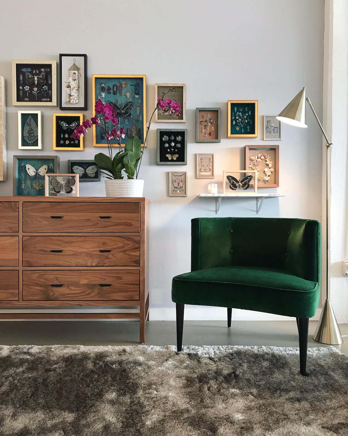 The Art of Collecting with Ann Wood for Design*Sponge