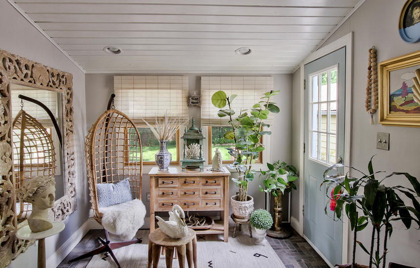 Creative Energy in a Design Lover's Wichita Cottage | Design*Sponge