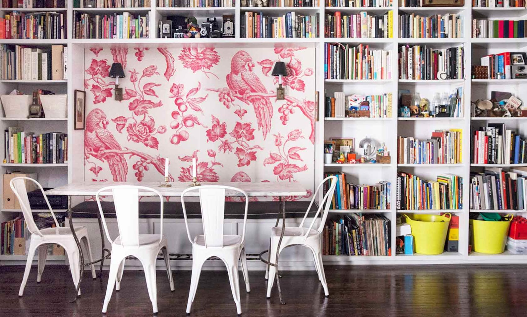 Two Families, One Century Old Brooklyn Brownstone. INTERIORS ...