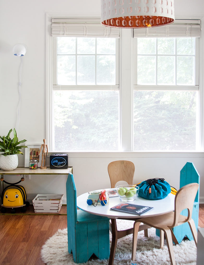 A Raleigh, NC Townhome Fosters Creativity | Interior ...