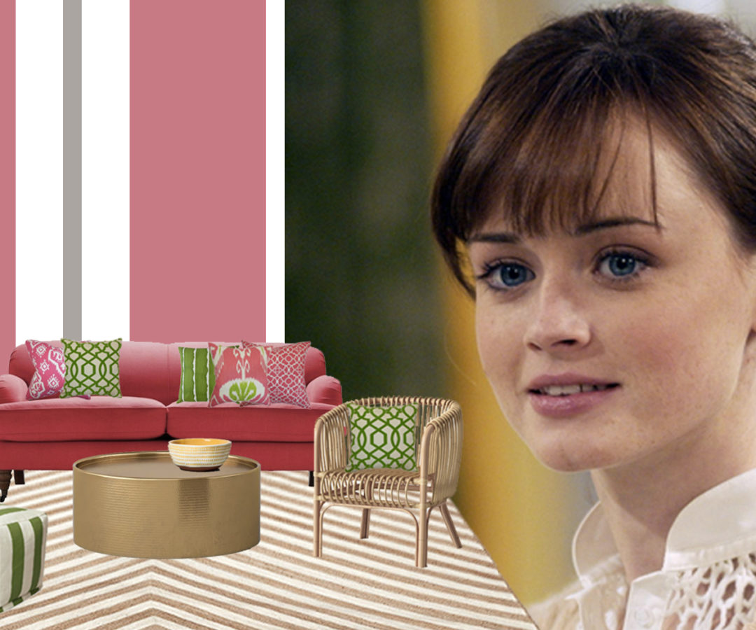 Checking In: The Rory Gilmore Pool House Suite