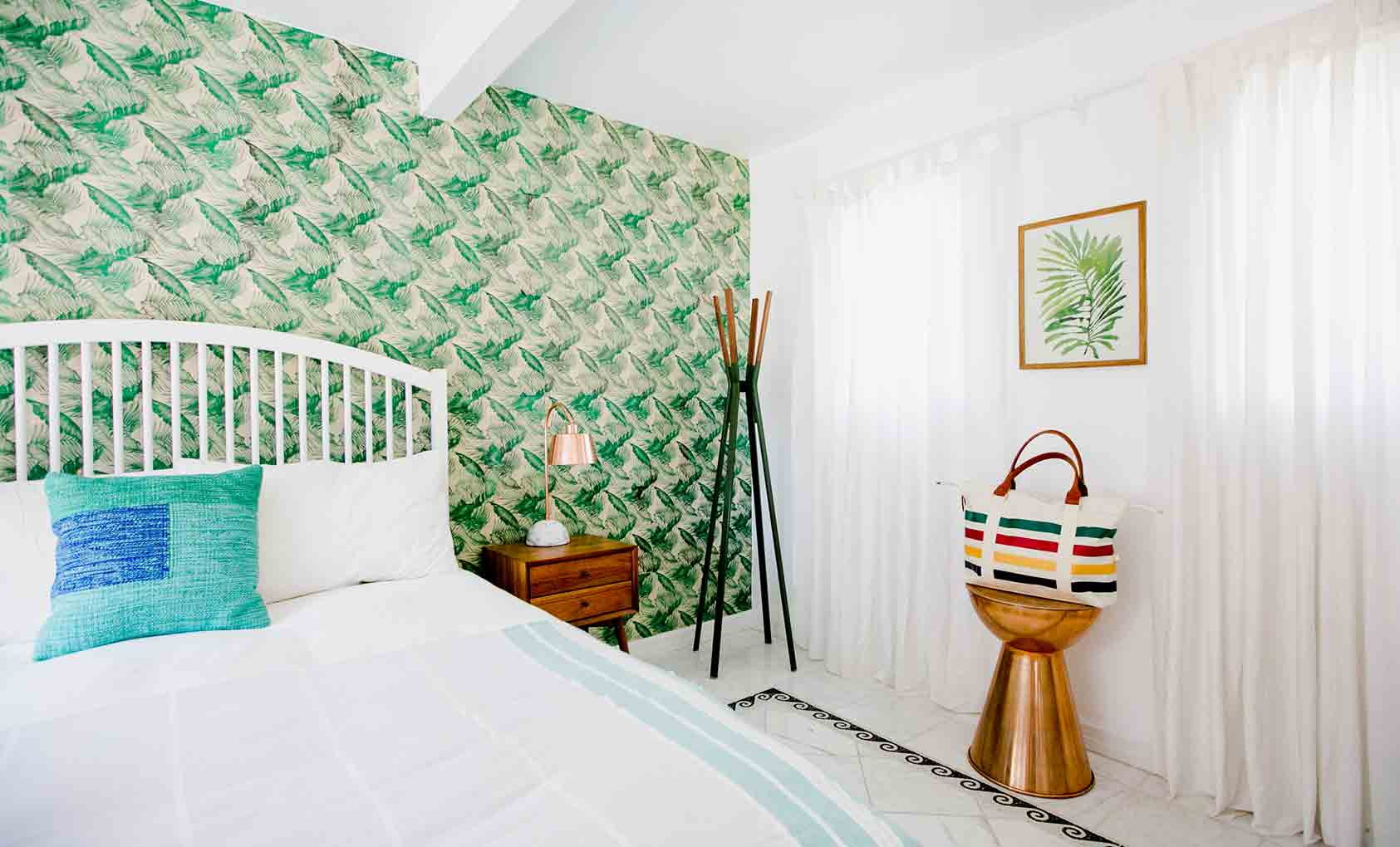 An Event Planner's Beachy Bungalow on NY's Fire Island, Design*Sponge