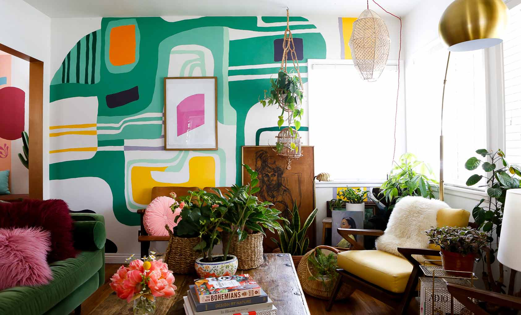 An Uncompromising Maximalist Home in Culver City, CA, Design*Sponge