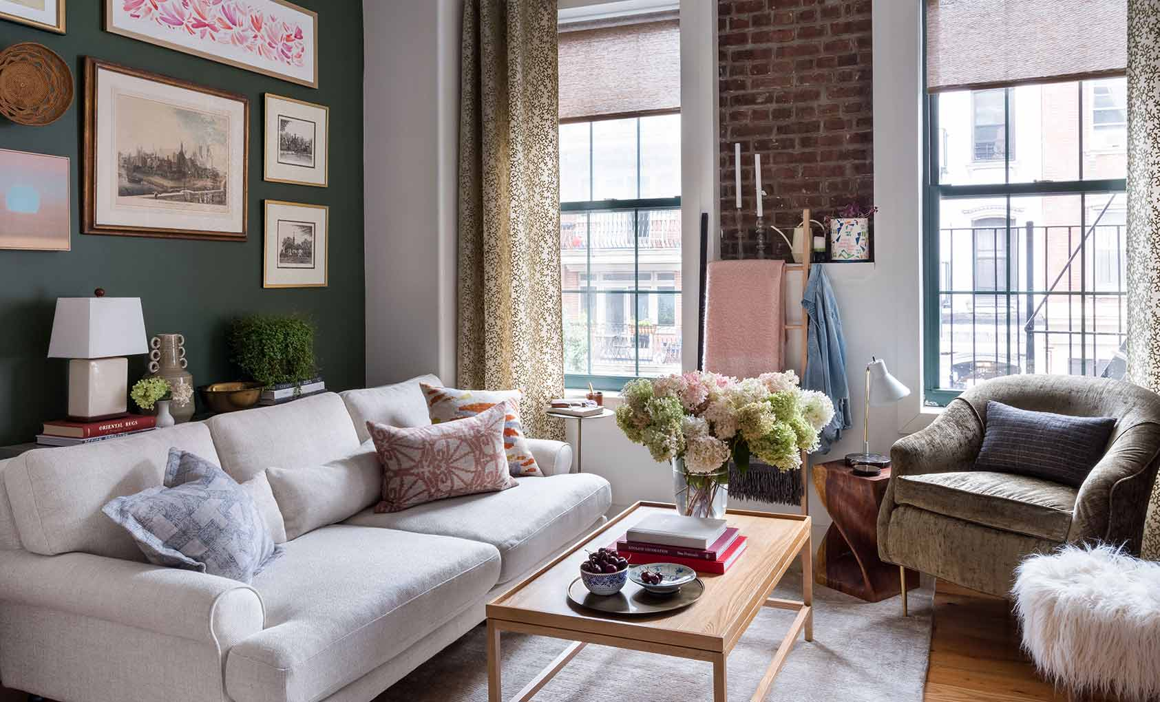 A Brooklyn Retreat Inspired by Movies of the 1990s, Design*Sponge