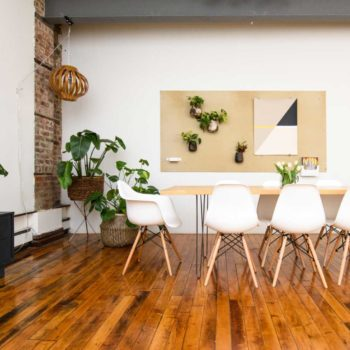 A Live/Work Space in Brooklyn with Community Spirit