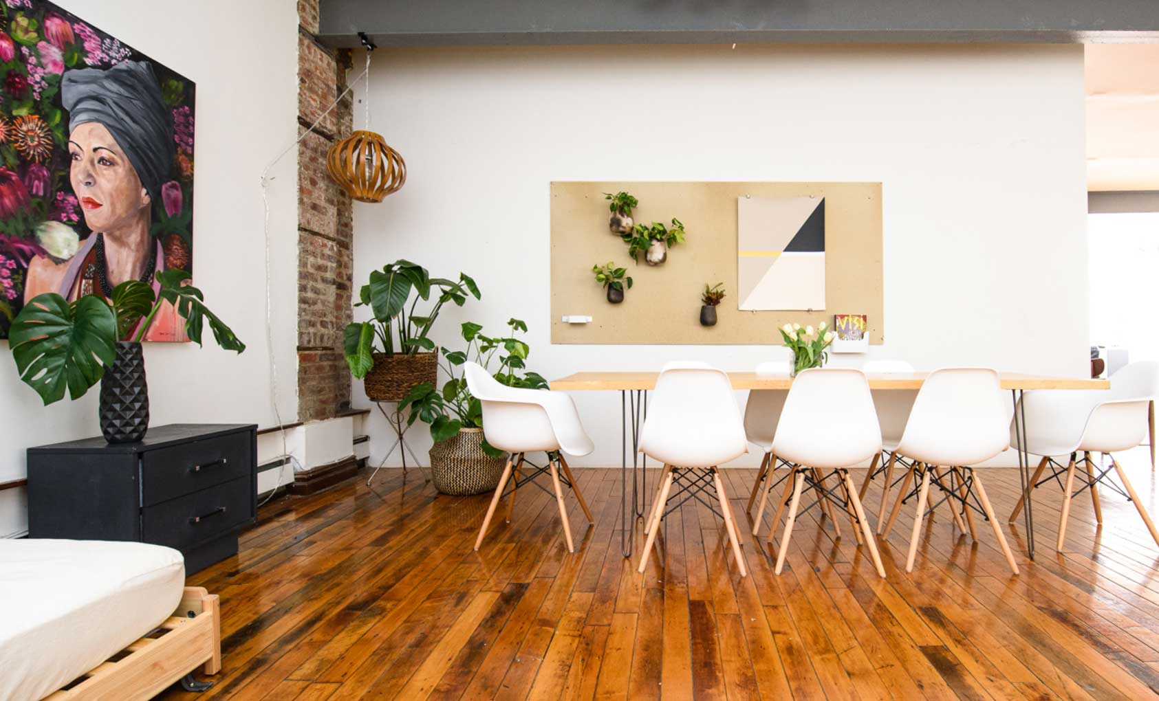 A Live/Work Space in Brooklyn with Community Spirit, Design*Sponge