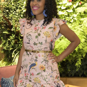 Amber Kemp-Gerstel Talks Leaving Psychology for Blogging + Crafting on NBC's <em>Making It</em>