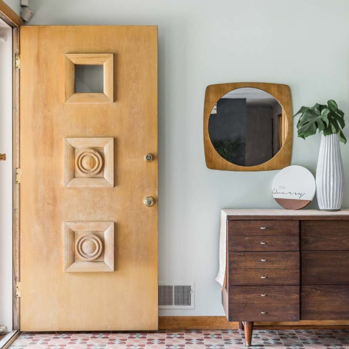 A Couple Makes Their Mid-Century Ranch Wheelchair Accessible