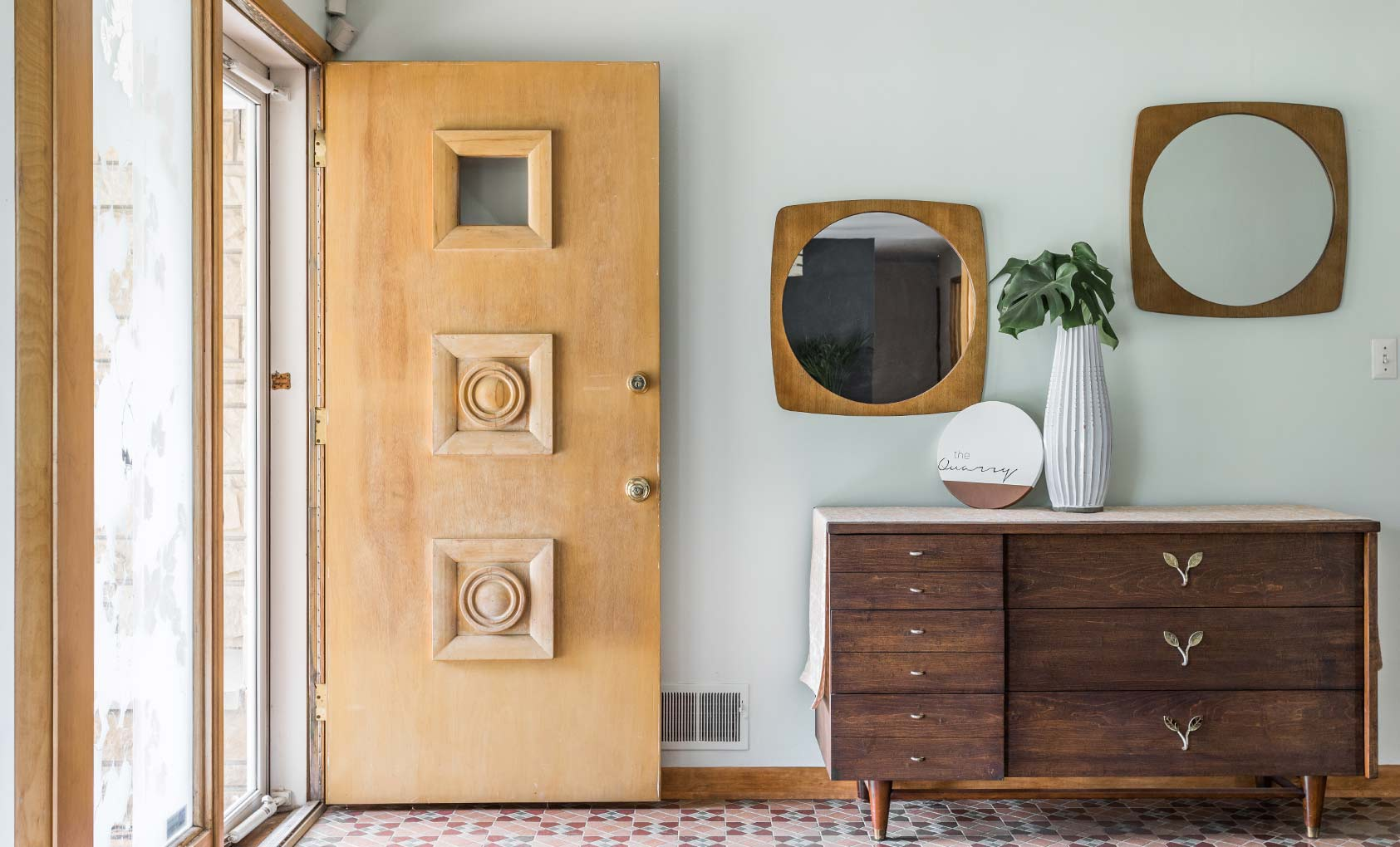 A Couple Makes Their Mid-Century Ranch Wheelchair Accessible, Design*Sponge