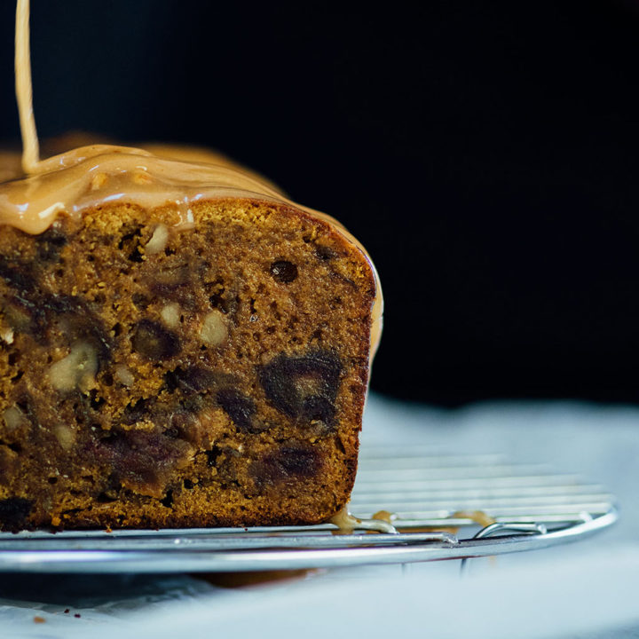 A Spice-Laced Date and Tamarind Loaf + Giveaway
