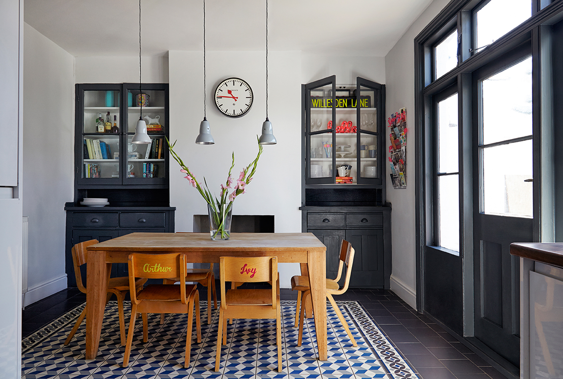 In London, An Old Edwardian Home with A Fresh, New Spirit – Design