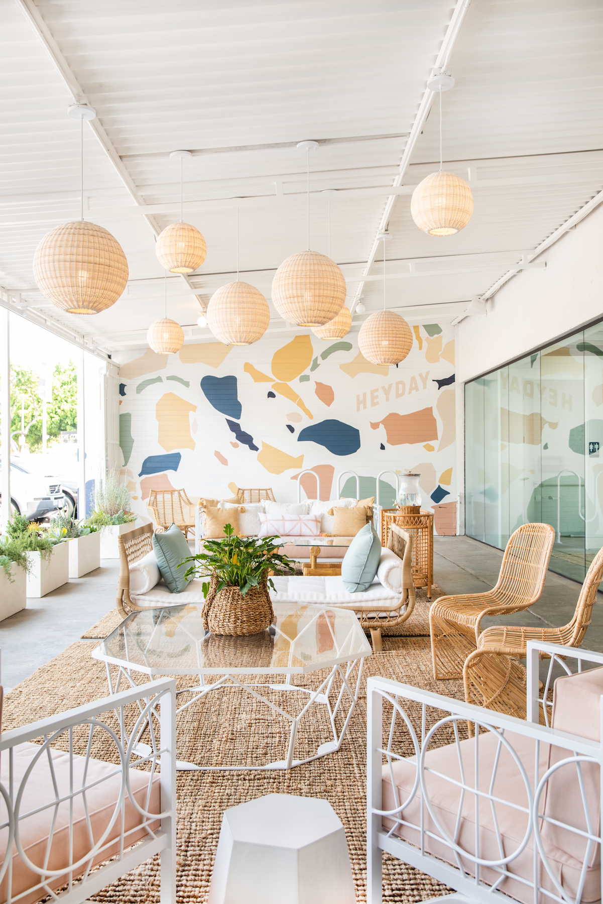 Heyday, a Calm & California-Cool Spot for s in Los Angeles ... on california closet design ideas, california home design plans, california interior design ideas, california garden design ideas,