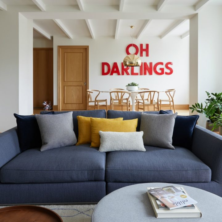 In Brooklyn, a Sophisticated & Playful Home for New Beginnings