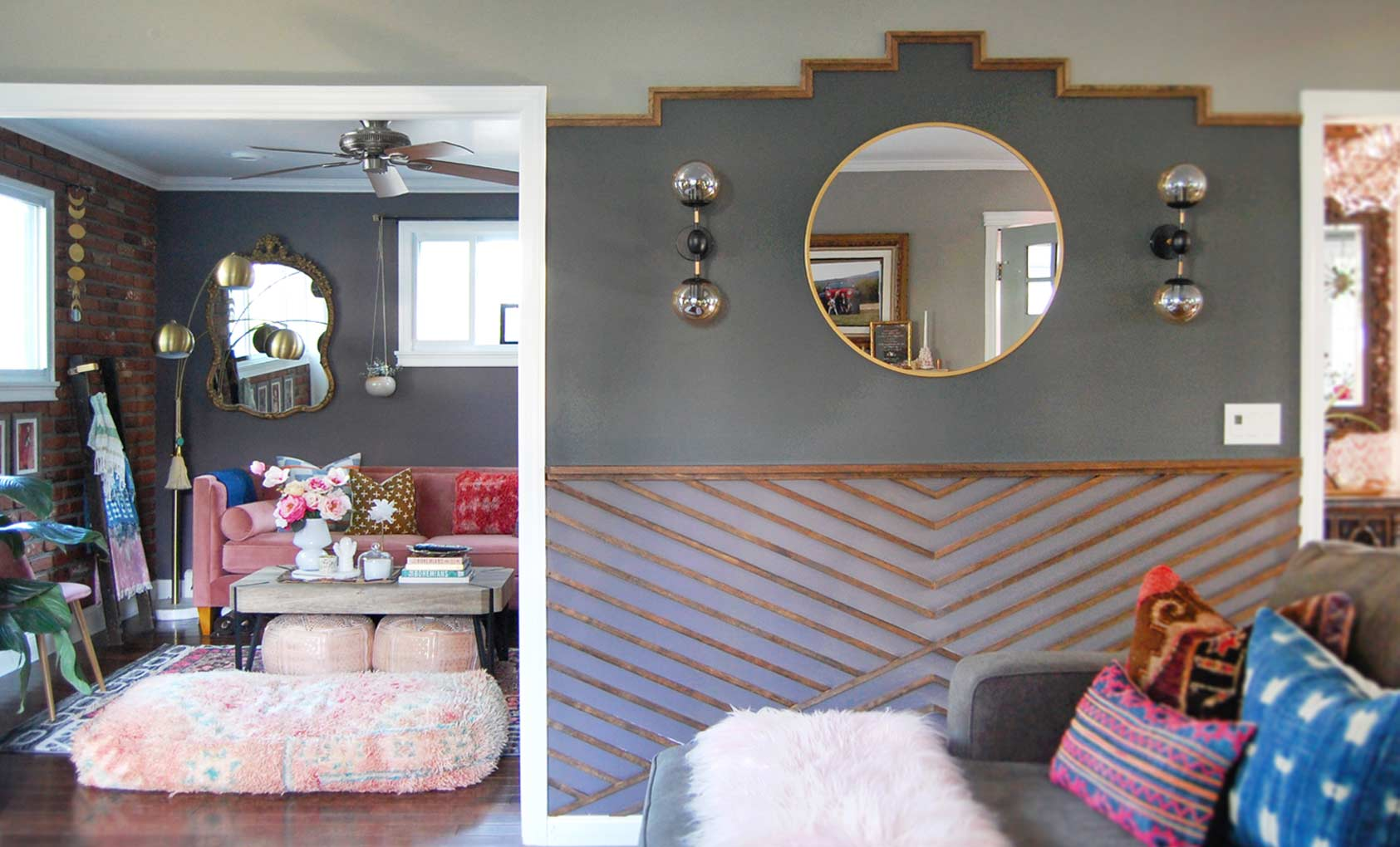 A Couple in Westchester, NY Hits Their Design Stride, Design*Sponge