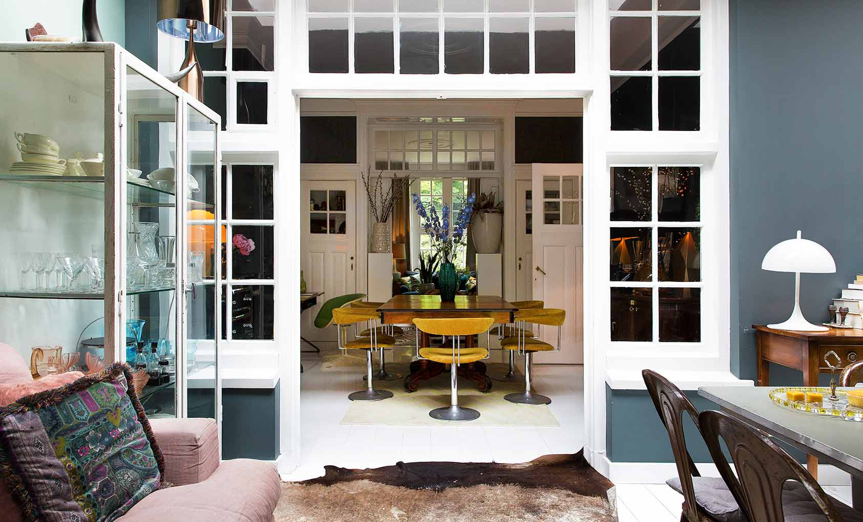 In the Netherlands, a 100-Year-Old Home Made of Many Styles, Design*Sponge