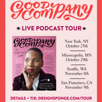 LIVE PODCAST TOUR: Come join us for <i>Good Company</i> on the Road!