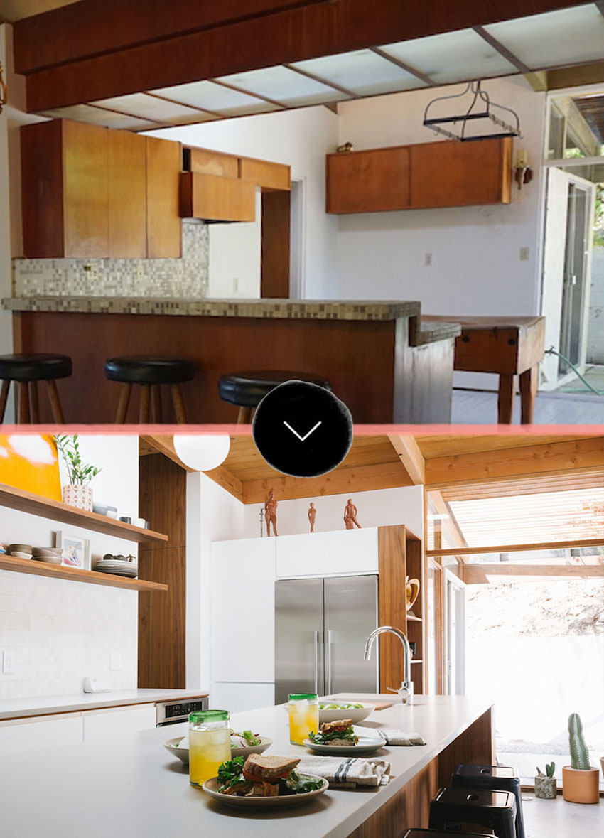 Before and After: The Budget-Conscious Restoration of A Mid-Century Marvel | Design*Sponge
