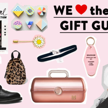 2018 Gift Guide: We Love the 90s