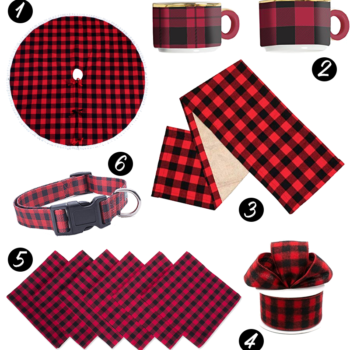 Getting Cozy with Buffalo Plaid