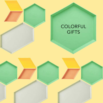 Six Colorful Gifts to Brighten Someone's Holiday
