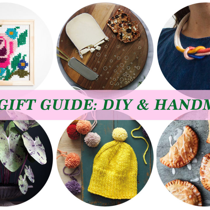 2018 Gift Guide: DIY Handmade Ideas
