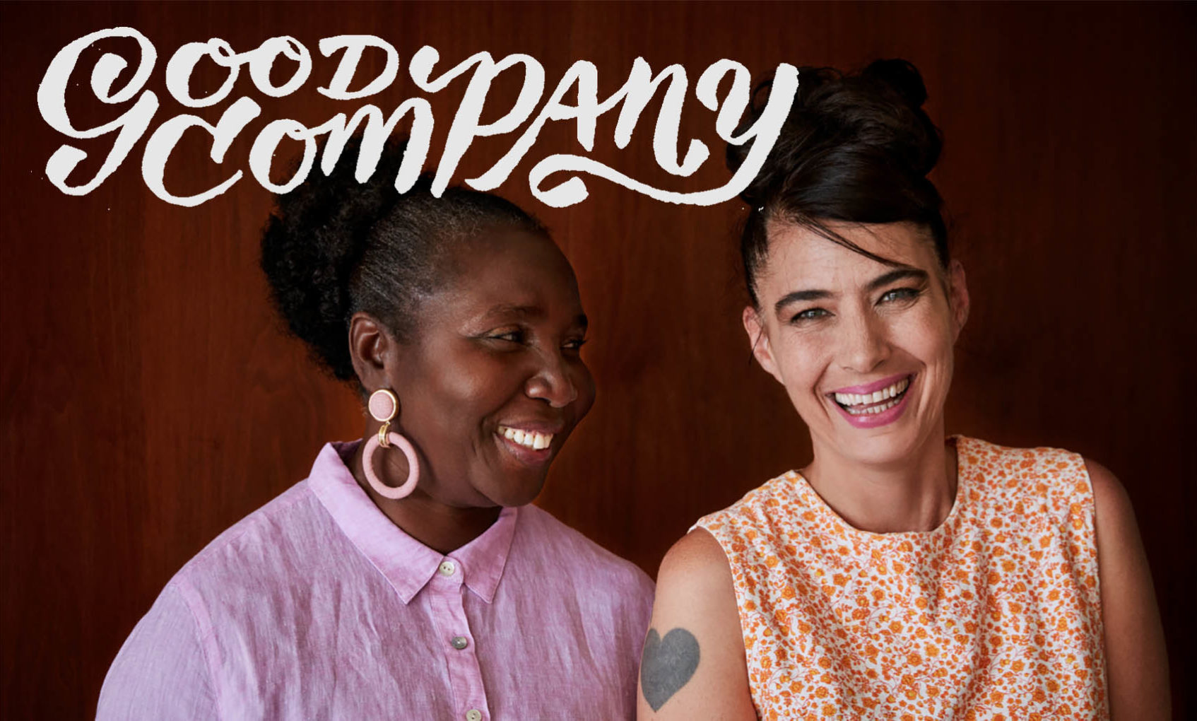 Good Company Episode #9: Kathleen Hanna on Finding Your Voice (And Knowing When To Listen)