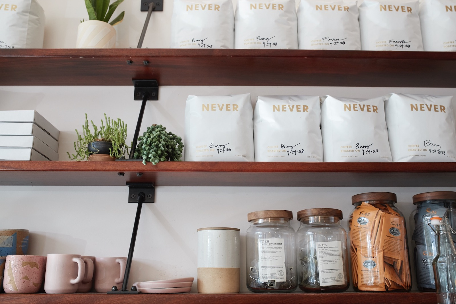 Never Coffee on Design*Sponge
