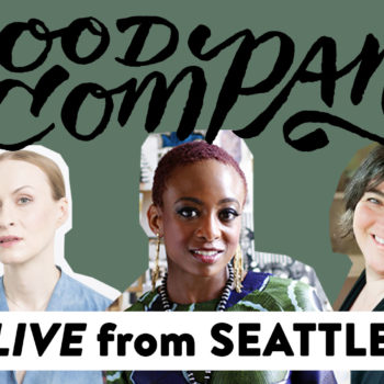 Ageism + Transparency: LIVE Good Company Podcast from Seattle