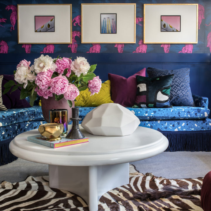 A Ten-Month Rental Takes Maximalism to The Max