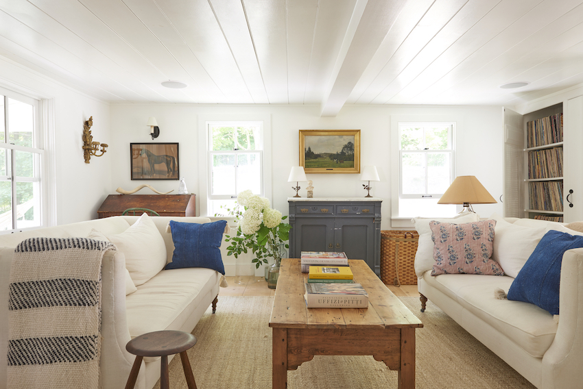 Creating Fond Family Memories in An Upstate New York Farmhouse | Design*Sponge