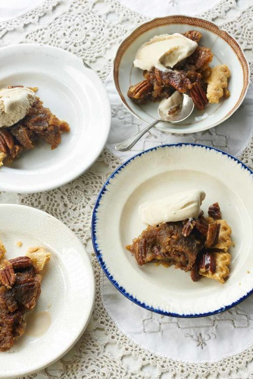 The Perfect Pecan Pie for the Holidays + Giveaway
