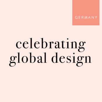Celebrating Global Design: Germany