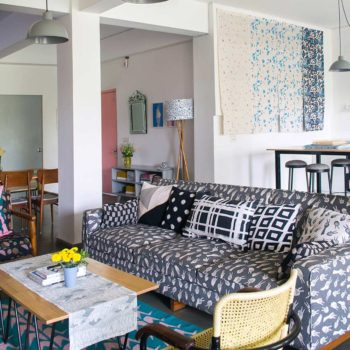 Evolving Style: From Studio Space to Home Base