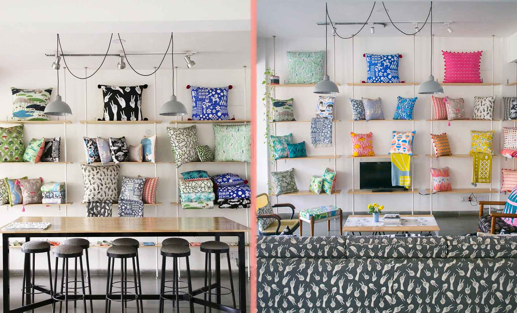 Evolving Style: From Studio Space to Home Base, Design*Sponge