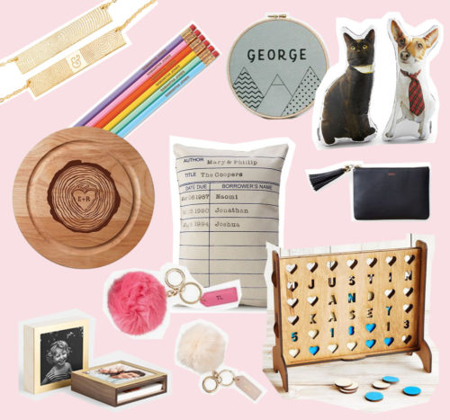 17 Last-Minute Personalized Gifts