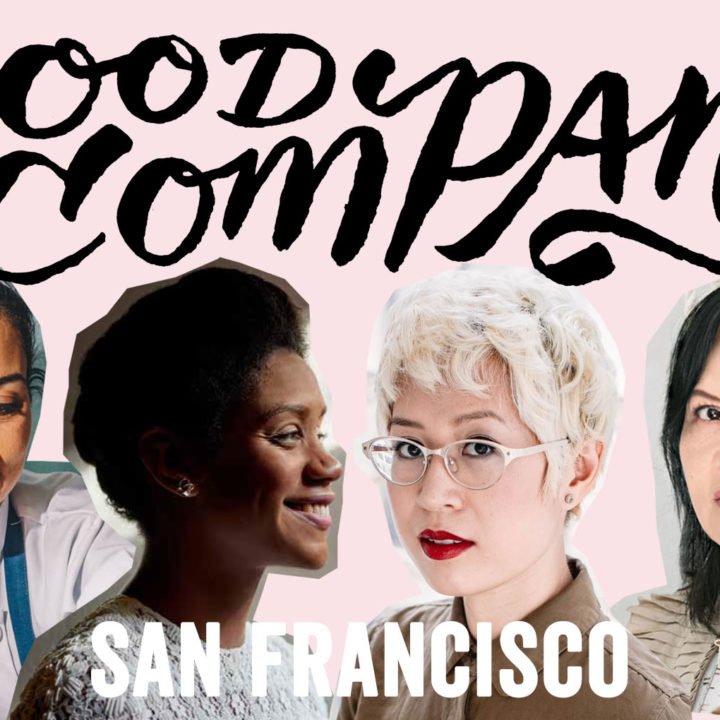 Fighting Imposter Syndrome + Finding Confidence: LIVE Good Company Podcast from SF